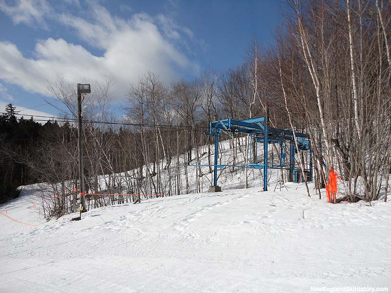 The Black Mountain T-Bar in 2013