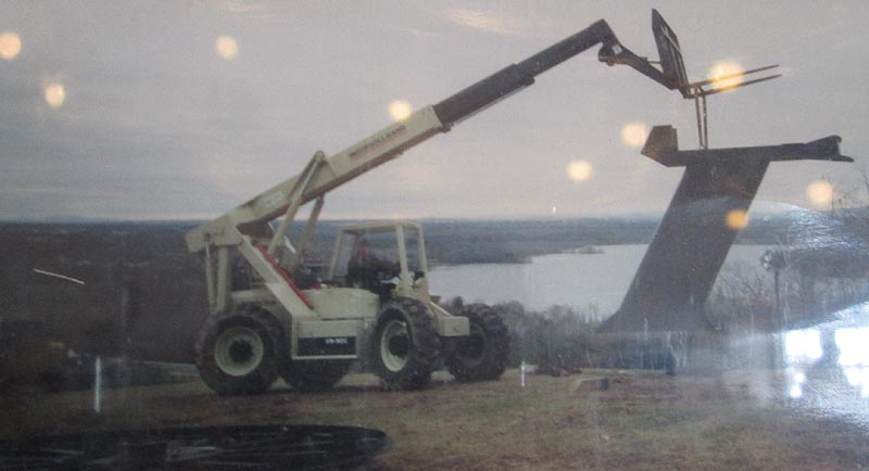 Installing the top terminal (1998)