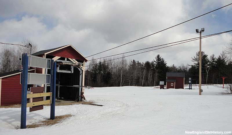 The Maine T-Bar in 2013