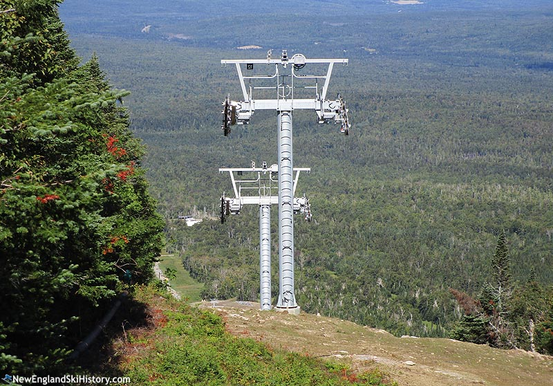 The lift line (August 2020)