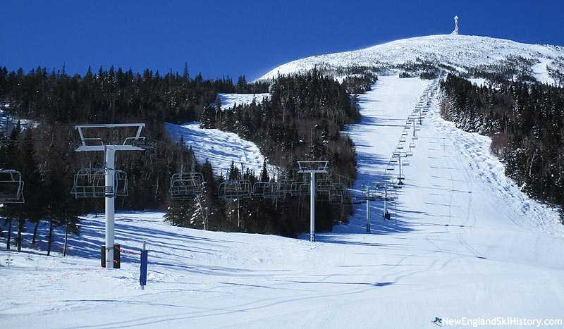 The lift line (March 2018)