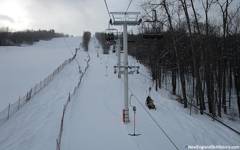 The lift line (January 2020)