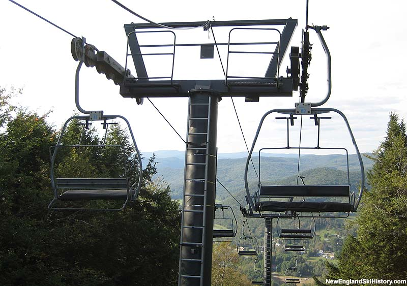 The Summit Triple in 2006