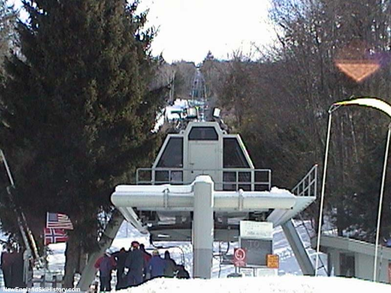 The Top Flight Quad in 2003