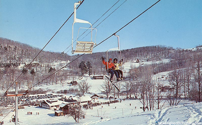 The Ridge Double circa the 1960s