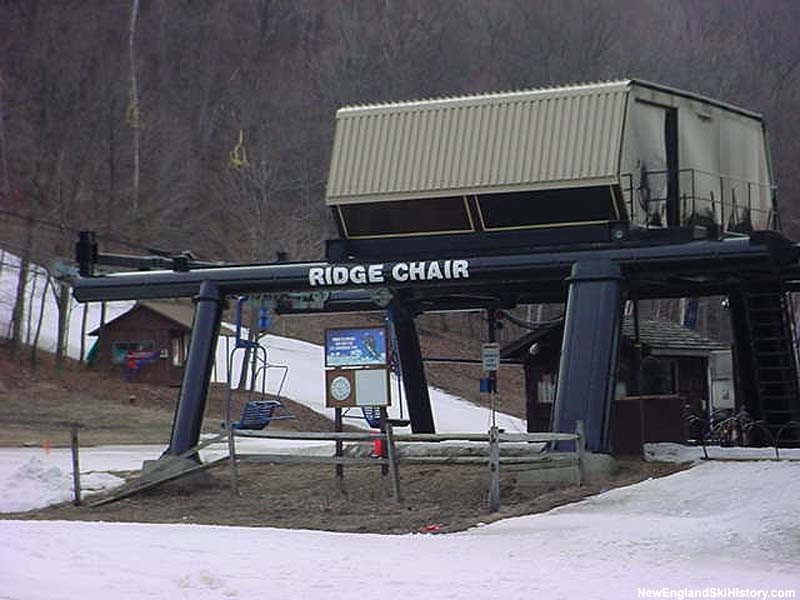 The Ridge Double in 2002