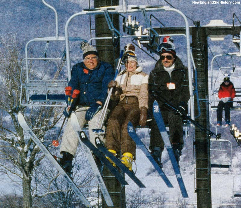 The Summit Triple in the 1980s
