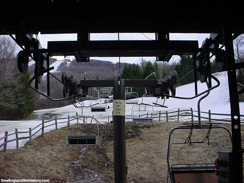 The Summit Triple in 2002