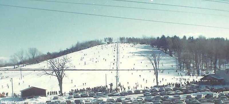 The T-Bar circa the mid 1960s