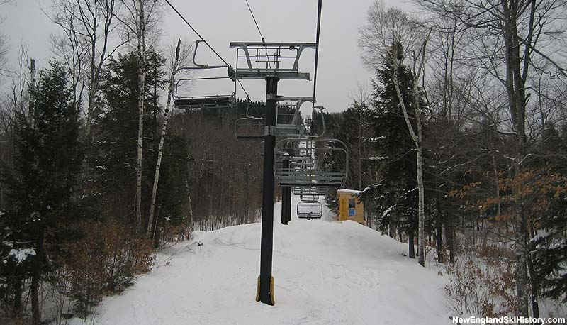 The Abenaki Quad mid station in 2008