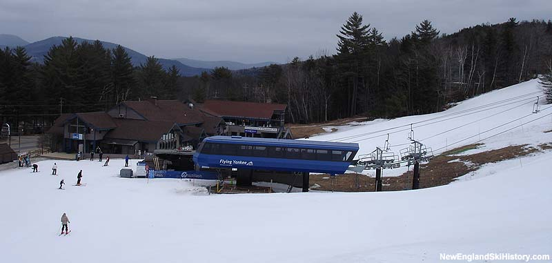 The Flying Yankee Express Quad in 2006