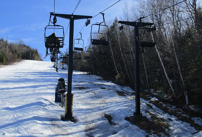 The lift line (right) (2016)