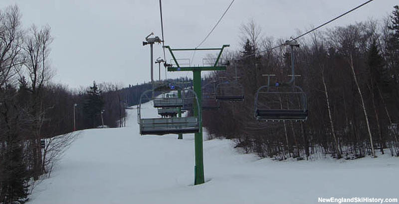 The Bethlehem Express Quad in 2004