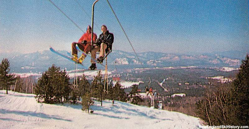 The North Chair circa the 1970s