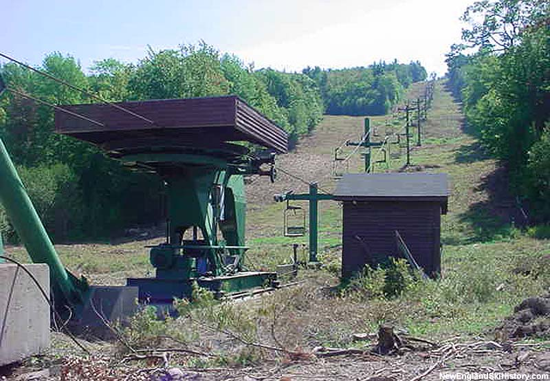 The Valley Double in 2002