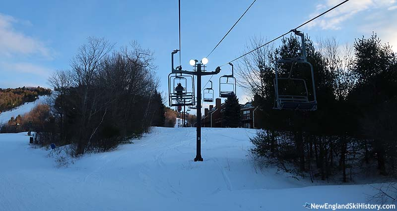 The lift line (March 2017)
