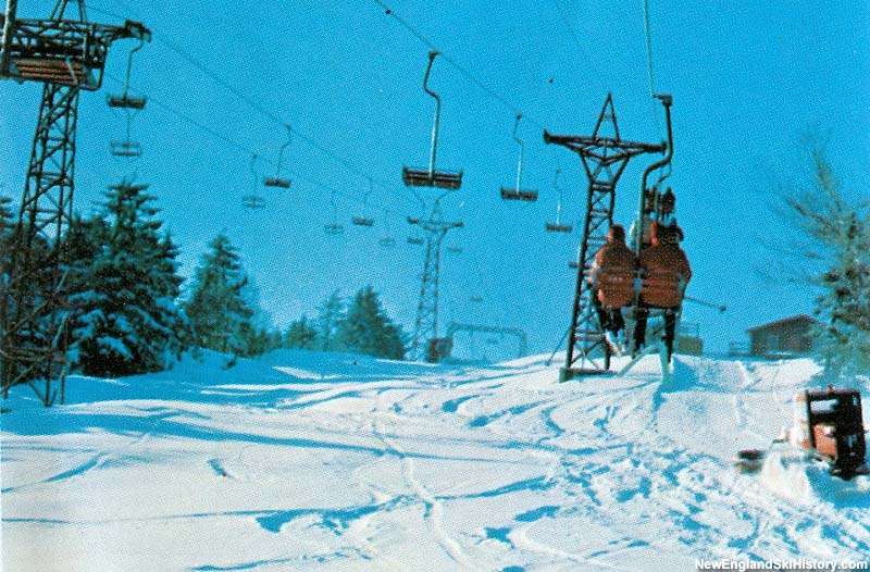 The Summit Doubles circa the 1970s