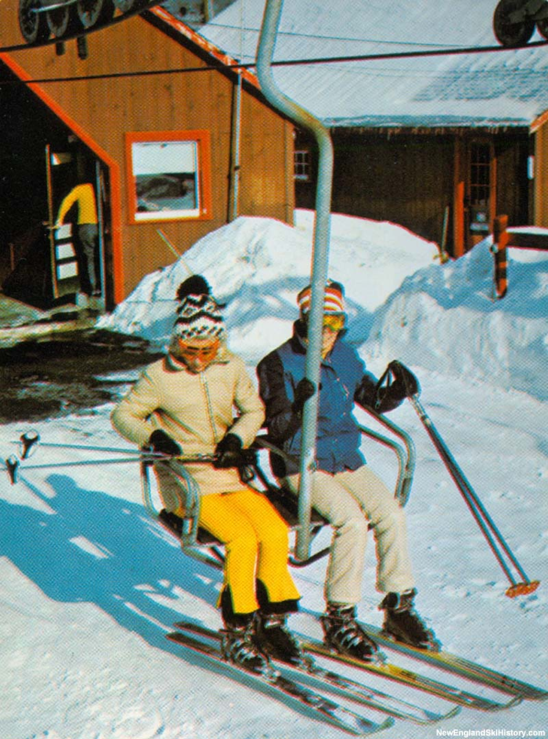 Summit Double #2 circa the 1970s