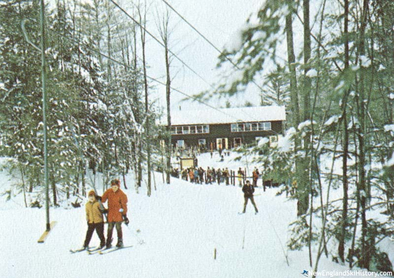 The Summit T-Bar circa the late 1960s or early 1970s