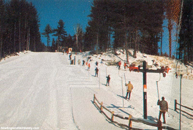 The J-Bar during the 1960s