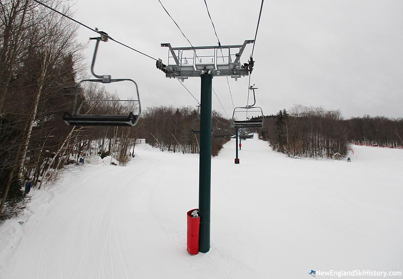 The lift line (December 2017)