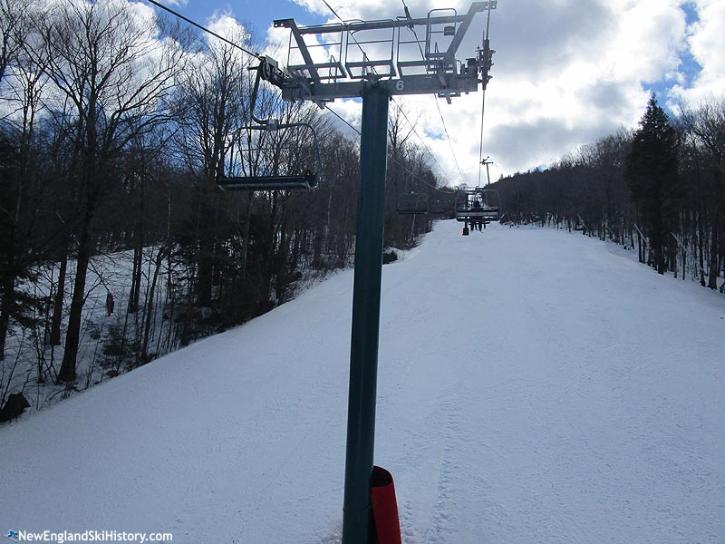 The lift line (March 2020)