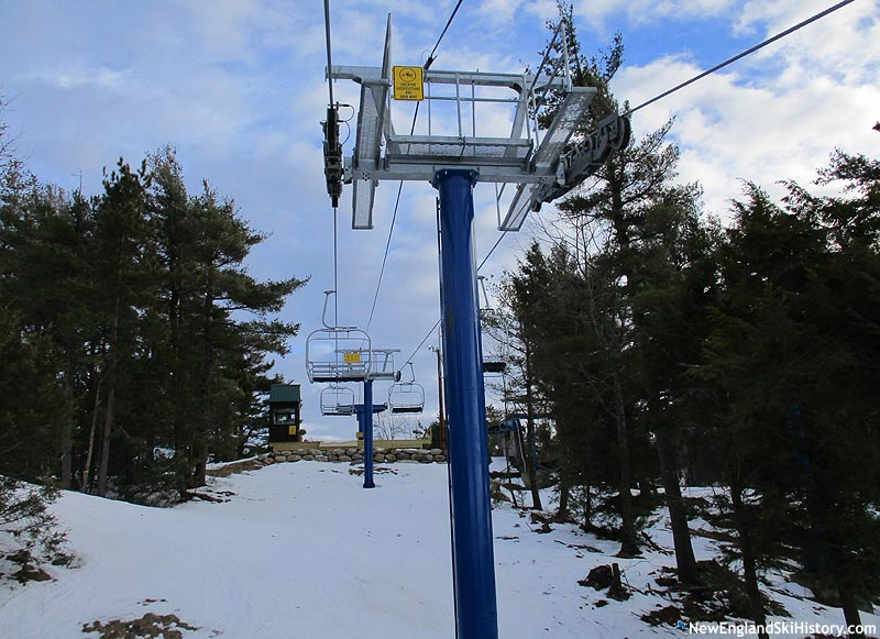 The lift line (2018)