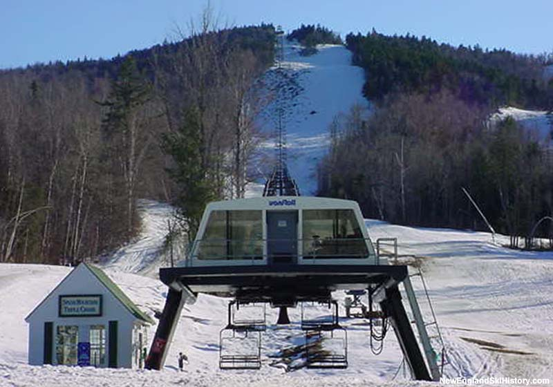 The Spear Mountain Triple in 2002