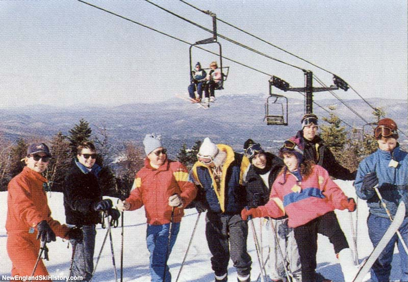 The Summit Double circa the late 1980s or 1990