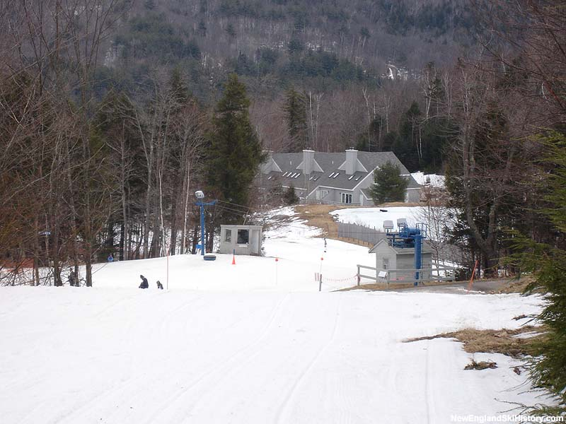 The Poma lift (March 2006)