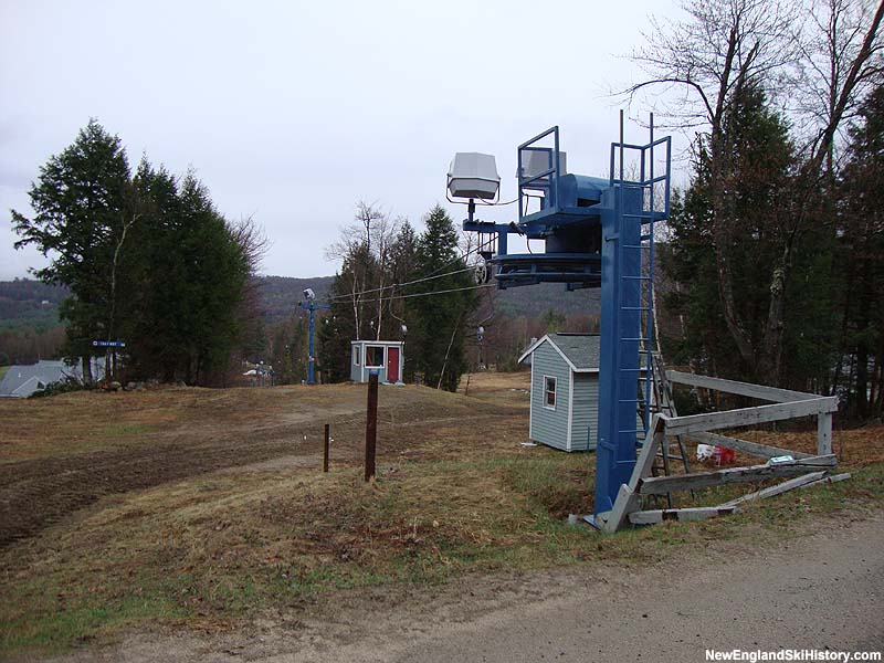 The Poma lift in 2010