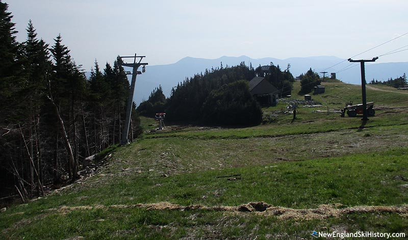 The lift line (August 2018)