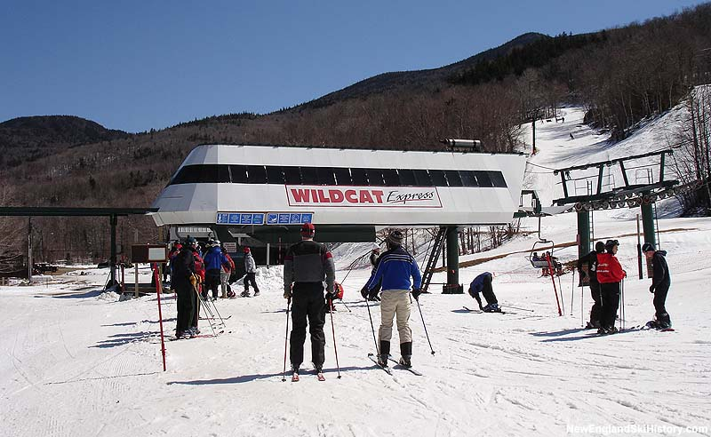 The Wildcat Express Quad in 2006