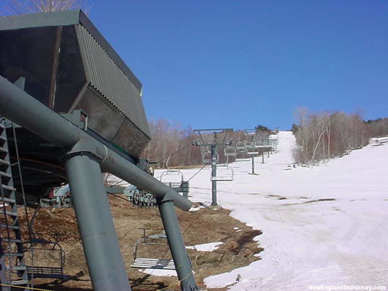 Timberline Quad in 2002