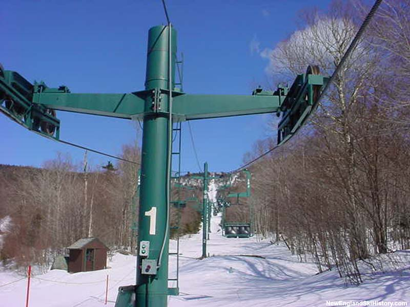 Wilderness Double in 2002