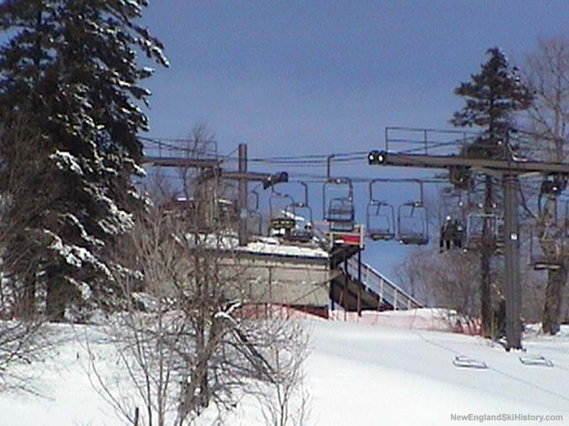 The Alpine Chairlift in 2003