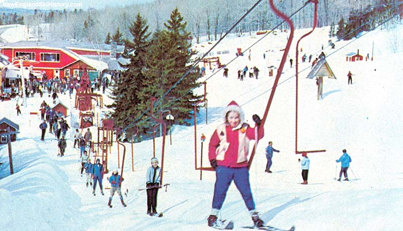 The Lower J-Bar in the 1950s