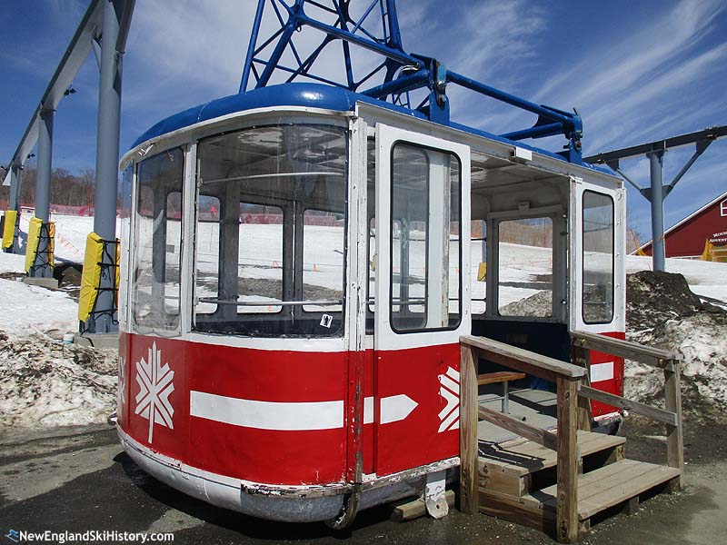 An old tram car (2017)
