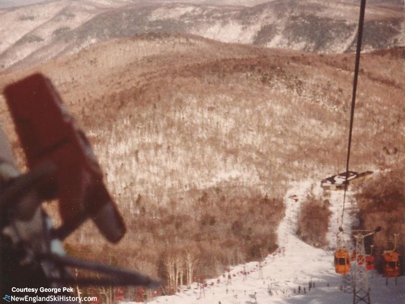 The lift line (January 1983)