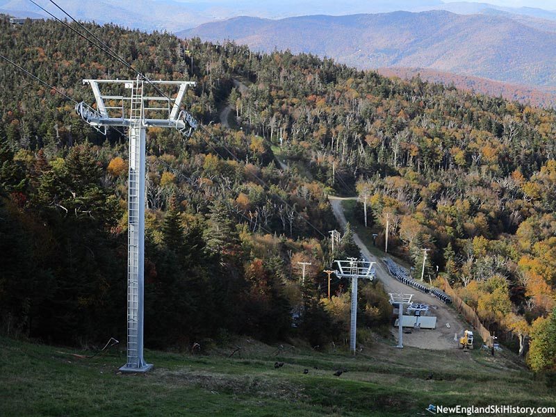 The lift line (September 2019)