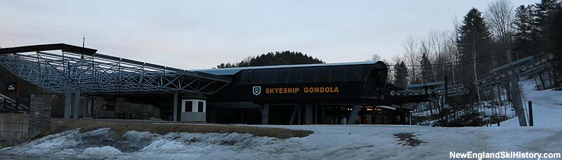 The Skyeship Gondola in 2014