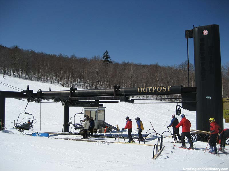 Outpost Triple in 2007