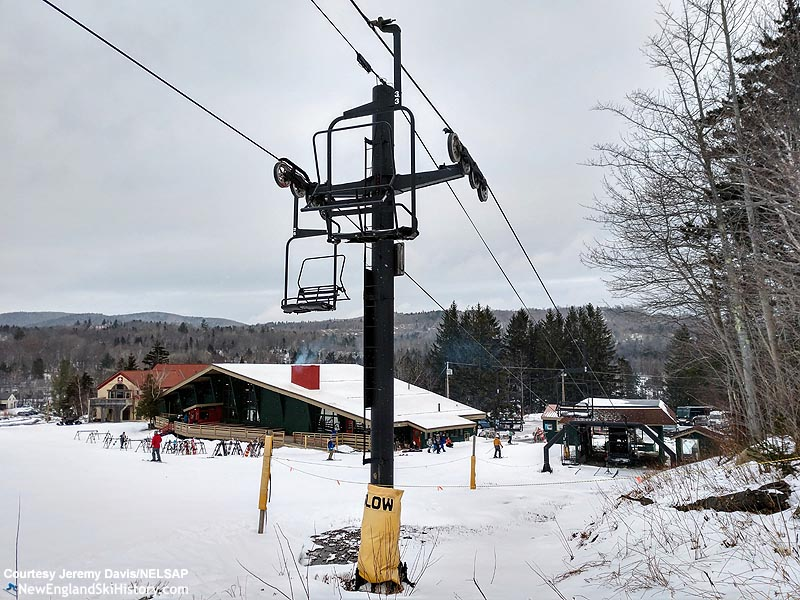 The lift line (December 2018)