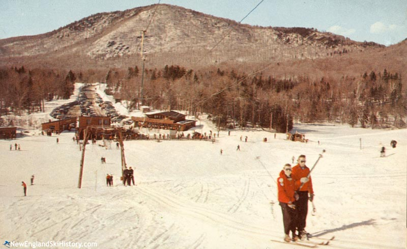 The T-Bar circa the 1950s
