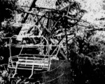 The Top Flight Quad wreckage after the May 1995 tornado