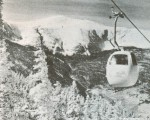 The Wildcat Gondola circa the 1960s