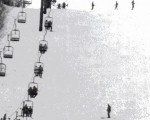 The Carinthia Double Chairlift circa 1984