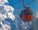 The Killington Gondola circa the 1980s