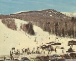The Toll House T-Bar circa the 1960s