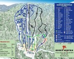 2014-15 Big Rock Trail Map